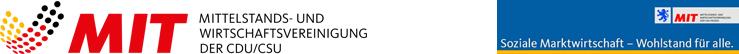 Logo der Mittelstands- und Wirtschaftsvereinigung der CDU Hessen