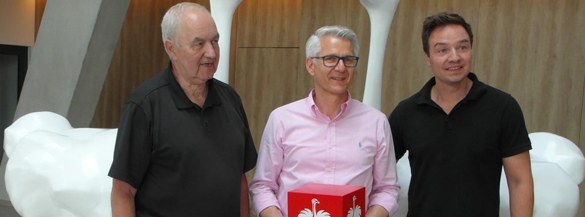 PKM-Vorsitzender bei Engelbert Strauss