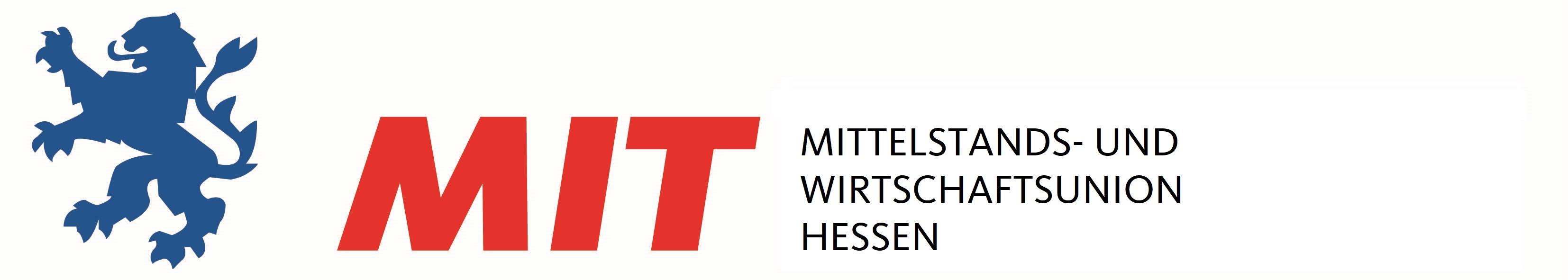 Logo der Mittelstands- und Wirtschaftsunion Hessen