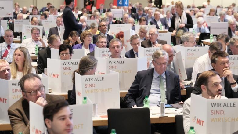 Die Delegierten der MIT Hessen