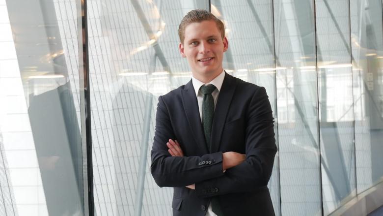 MIT-Landesgeschäftsführer Lukas Henke