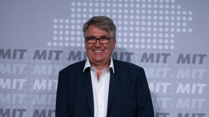 MIT Kreisvorsitzender Jürgen Diener