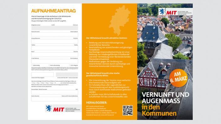 Kommunalpolitik für Hessen